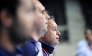 Italy coach Marco Bonitta
