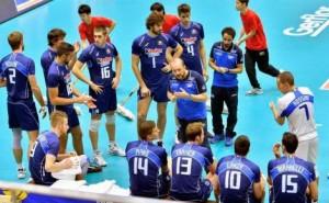 MAURO BERRUTO NEL TIME OUT ITALIA- RUSSIA WORLD GRAND CHAMPIONS CUP 2013 KYOTO 18-11-2013 FOTO GALBIATI  - RYU