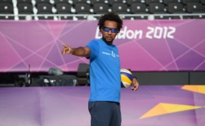 Lissandro beach volley italia Olimpiadi Londra 2012 Londra 26-07-2012