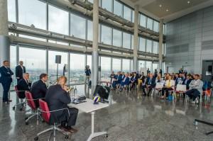 presentazione Europei Milano-2