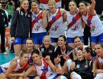 EuroVolley Donne 2015: medaglia di bronzo per la Serbia, vittoria in tre set sulla Turchia