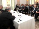 Bruno Cattaneo presenta la sua candidatura alla Presidenza della Federazione Italiana Pallavolo